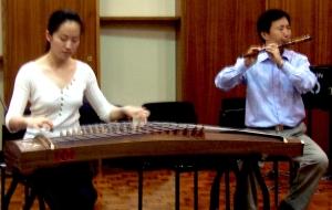 zheng and dizi